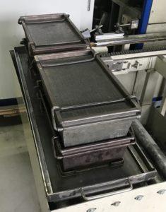 Nettoyage ultrason industriel