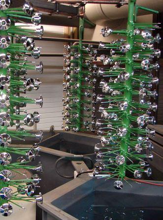 chromage dur, traitement électrolytique de pièce industrielle